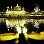 Diwali Lights at Golden Temple Amritsar