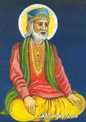 Kabirji portrait