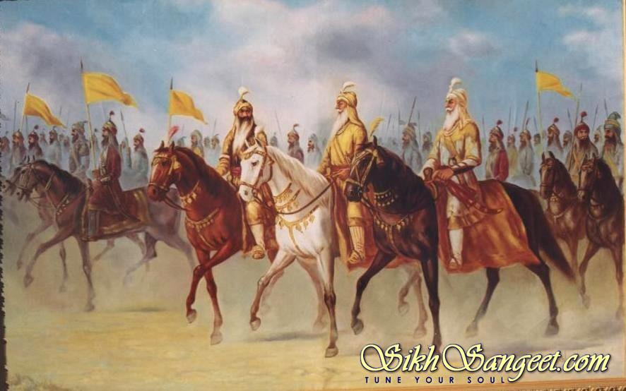 Hari Singh Nalwa Wallpaper Maharaja Ranjit Singh And Hari