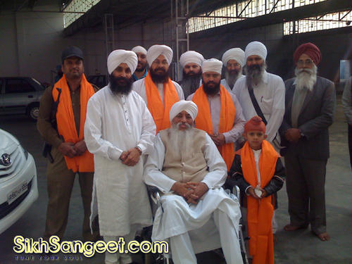 Bhai Joginder Singh Ji Ludhiana wale