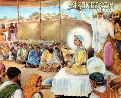 normal_Guru Harkrishan Saheb discoursing on the Holy Word in.jpg