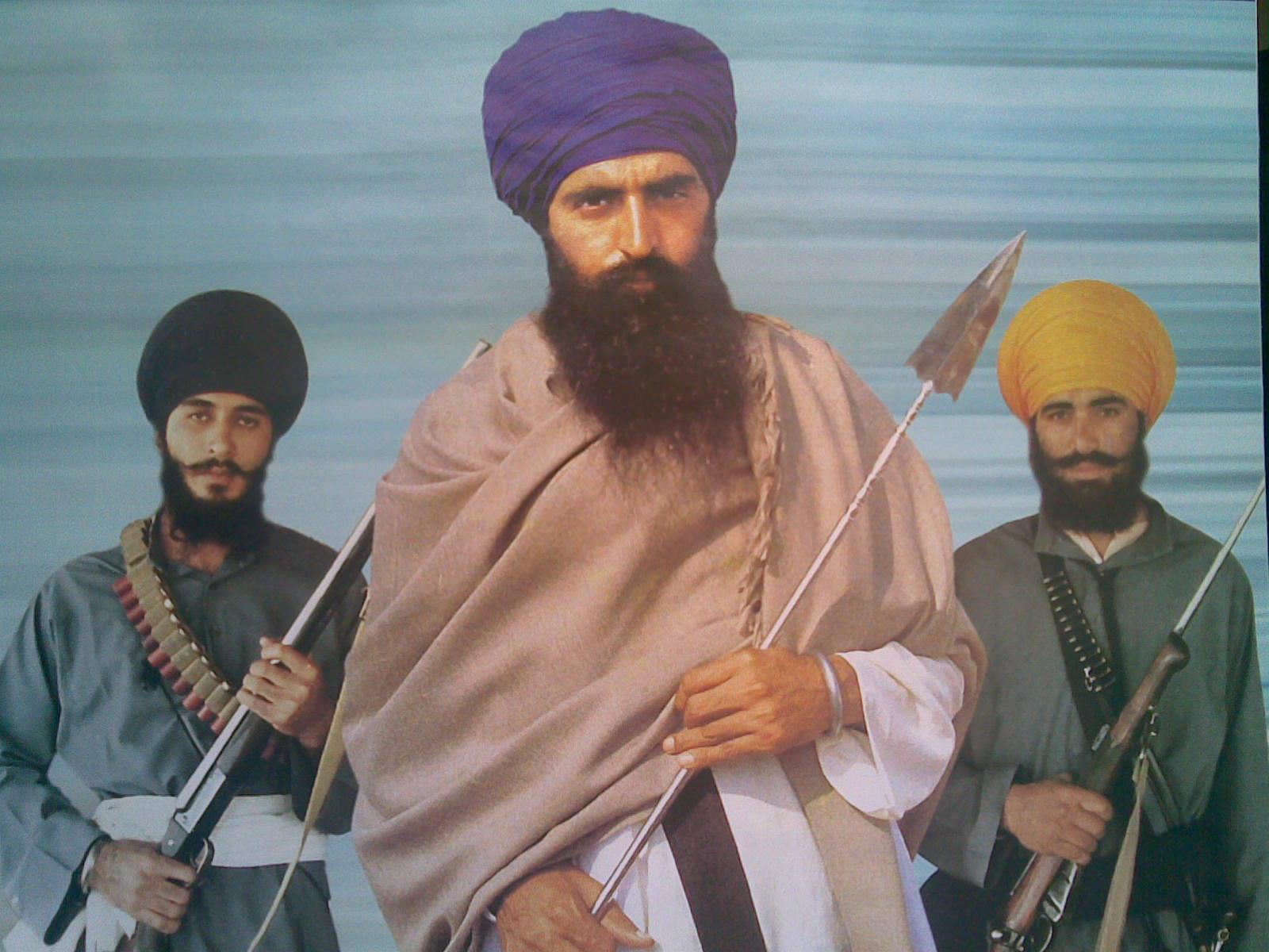 Sant Jarnail Singh Bhindranwale