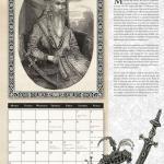 Calendar 05 March