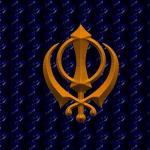 gold khanda