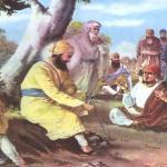 Guru gobind singh ji teer naal nishan