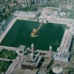 Golden temple at its best