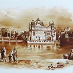 old golden temple