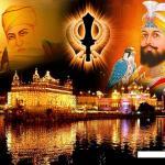 golden temple and guru guru nanak dev ji and guru guru gobind singh ji
