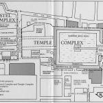 golden temple complex and map