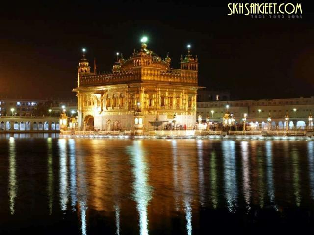 Time Golden Temple