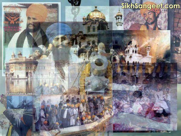 Sikh - Collage 2