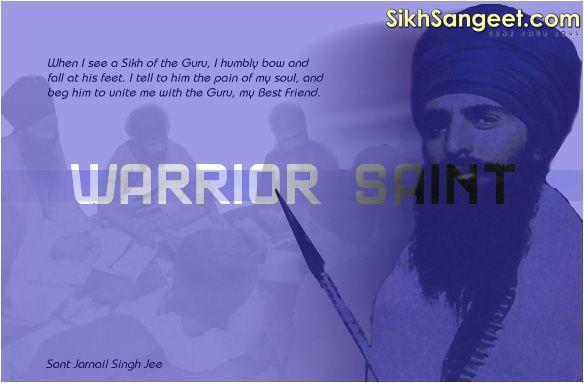 Warrior - Saint