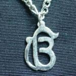 Ik onkar and chain