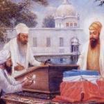 Dictation Of The Guru Granth Sahib