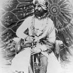 Sikh Raja 1860