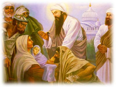 Guru_Angad_Dev_Ji_helping_needy_ Sikhism as a plural_jpg.jpg