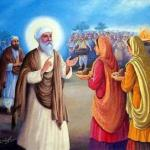 Guru Amardas ji conferred equal status on men & women
