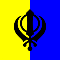 Flag - Of - Khalistan
