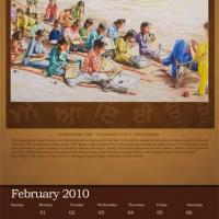 Sikh Foundation Calendar 2010  preview 2 February