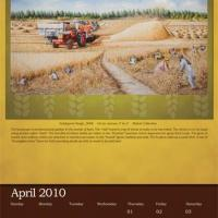 Sikh Foundation Calendar 2010  preview 4 April