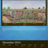 Sikh Foundation Calendar 2010  preview 12 December