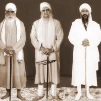 Sant isher singh & Sant baba mahinder singh Ji & Sant Baba Karam Singh Ji ( Rara sahib wale)