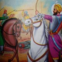 chapion of battle war guru hargobind sahib maharaj king of kings.jpg