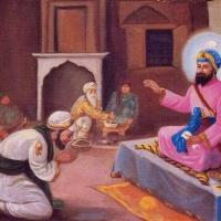 Dara Shikoh eldest son of Shah jahan fell ill he would not get better Information reached the Royal_jpg.jpg