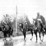 Sikh Cavalry at the Diamond Jubilee celebrations of Queen Victoria 1897