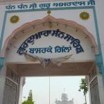Gurdwara Sunh Sahib 12