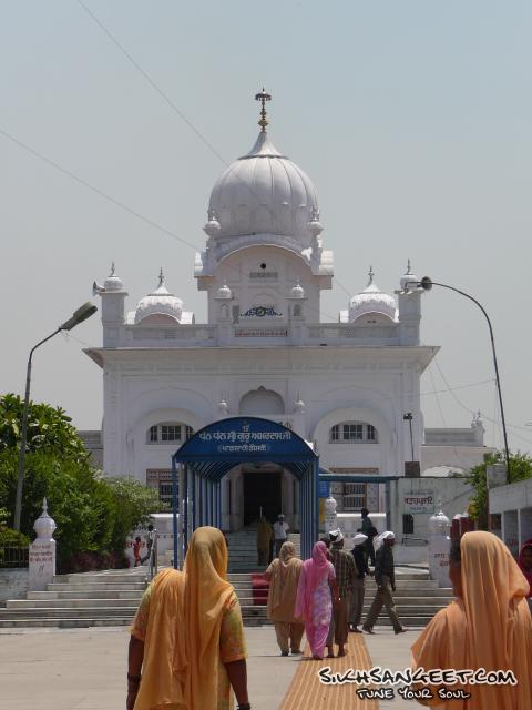 Gurdwara Sunh Sahib 14