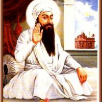 Guru Arjan at peace