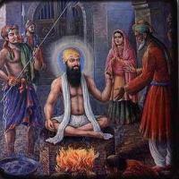 Guru arjan dev ji maharaj king of martyrs