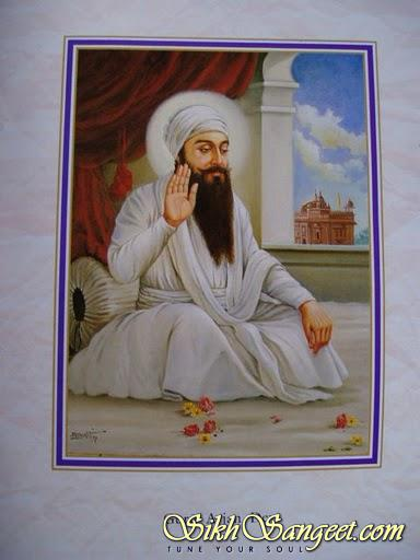 Guru Arjan Sahib 2 at peace