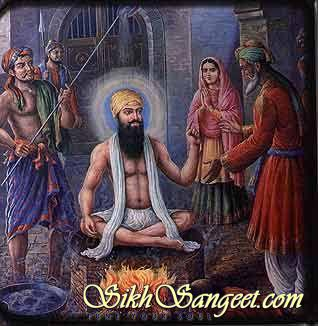 Guru arjan dev ji maharaj king of martyrs