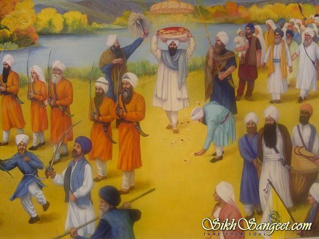Guru Sahib Ji