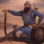Banda - Singh - Bahadur - sitting -down