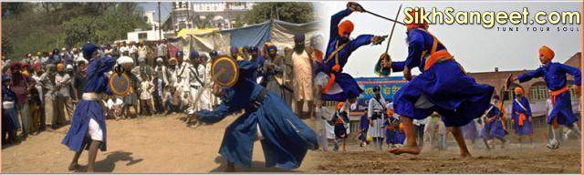 Sikh Martial Arts